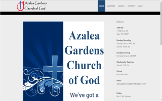 Azalea Gardens Church