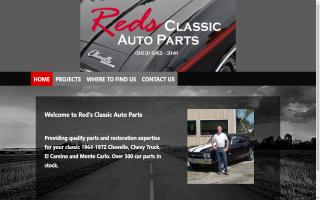 Reds Classic Auto Parts